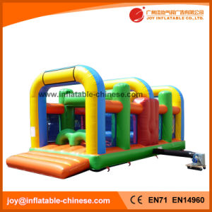 Giant Commercial Inflatable Toy Bouncer with Obstacle Combo (T3-257) pictures & photos