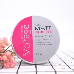 Voltage Cool Matt Hair Rubber Style pictures & photos