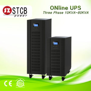3 Phase Input & Output UPS Online 10kVA-30kVA Long-Run Mode pictures & photos
