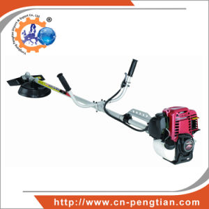 Garden Tool 4 Stroke Gasoline Grass Trimmer with Gx35 Engine Brush Cutter pictures & photos