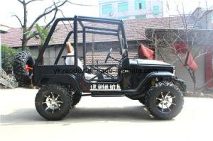 High Quality Cheap 200cc Shaft Driven Auto Sports ATV pictures & photos