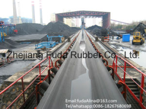 ISO Standard Tear Resistant Nylon Coal Mine Conveying Rubber Belt Conveyor Belt pictures & photos