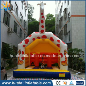 Inflatable Jumping House, Inflatable Giraffe Type Bouncer pictures & photos
