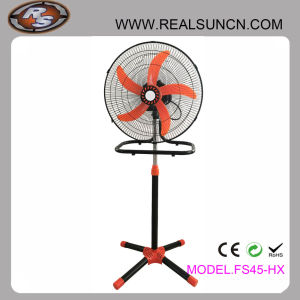 18inch Industrial Fan with Stronger Cross Base pictures & photos
