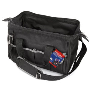 Multifunctional Toolkit Polyester Single Shoulder Strap Storage Tool Bag pictures & photos