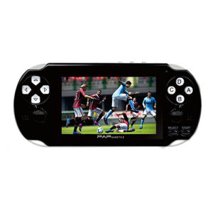 "4.1"" Smart 64bit Game Player Console with Camera Music Video Functions Built-in 650 Games"