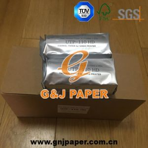 Upp110hg Upp110HD Thermal Paper Used for Sensitive Machine pictures & photos