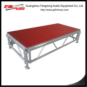 Stage Equipment Aluminum Alloy Stage System pictures & photos