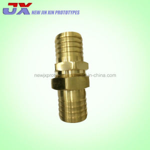 Brass CNC Turning Parts /Brass CNC Turning Service/ CNC Machining Part pictures & photos