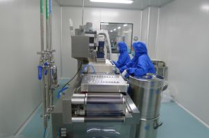 Aluminum Plastic Foamed Mask Package Machine pictures & photos