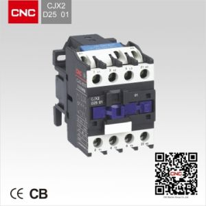 LC1-D LC1-Dn LC1-F Electrical Contactor Magnetic Contactor AC Contactor pictures & photos
