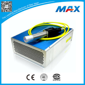 Maxphotonics Q Switched Fiber Laser Source for Silver and Gold pictures & photos