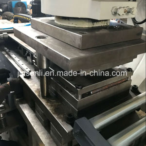 Chinese Jinsanli Diw-300t CNC Hydraulic Punching Shearing Bendning Combined Steelworker pictures & photos