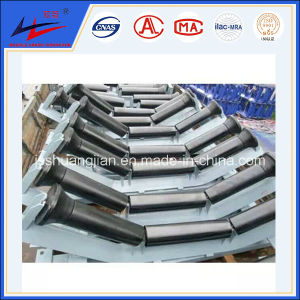 Double Arrow Steel and HDPE Friction Roller to Adjust Belt Deviation pictures & photos