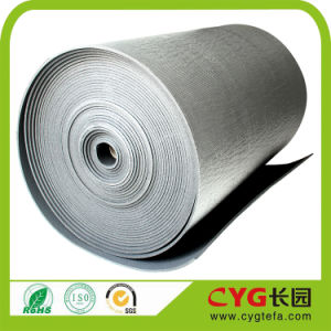 Thermal Resistance Polyethylene Foam Back Aluminium Insulation for Roof pictures & photos