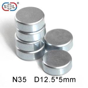 Electromagnet Nickel Coating Speaker Magnets pictures & photos