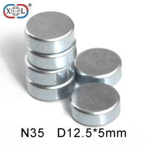 Electromagnet Zinc Coating Speaker Magnets pictures & photos