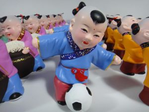 Classic Chinese Baby Clay pictures & photos
