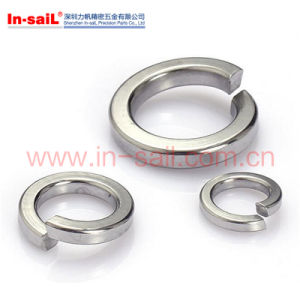 Carbon Steel Washer Nade in Shenzhen Manufactory pictures & photos