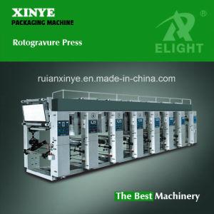 Xinye Brabd Plastic Printing Press Machine Rotogravure pictures & photos