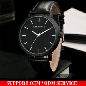 Yxl-035 Promotion Genuine Leather Women Watch Ladies Dress Wrist Watch Custom Design Hand Quartz Watch pictures & photos