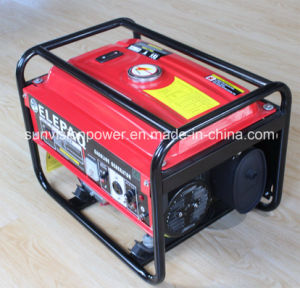 1.5kVA/1.5kw Gasoline Generator, Portable Petro Generator pictures & photos