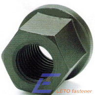DIN6331-Hexagon Collar Nut with 1.5D Height-Grade10 Oxided
