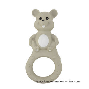 Funny Animal Design Baby Teether Wholesale for Chistmas Promotion pictures & photos