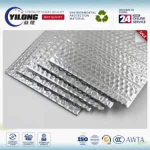 2017 Environmental Friendly Aluminum Faced Bubble Foil Insulation Material pictures & photos