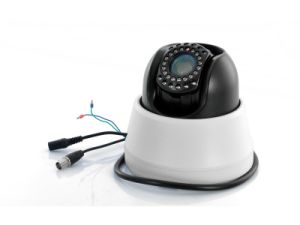 H. 264 10X Optical Zoom High-Speed-Dome CCD PTZ IP Camera (IP-680H) pictures & photos