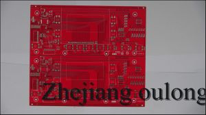 Red Cover PCBA with High Quality (S-010) pictures & photos