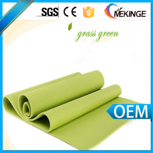 Durable Resilience Custom Extra Thick PVC Yoga Mat pictures & photos