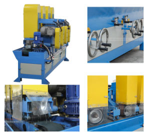 Wet Type Flat Bar Grinding Sanding Machine pictures & photos