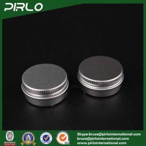 15g, 0.5oz Small Aluminum Screw on Jars Mini Cosmetic Hair Gel Jars pictures & photos