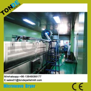 Tunnel Honeysuckle Nuts Snack Sterilization Dryer Equipment pictures & photos