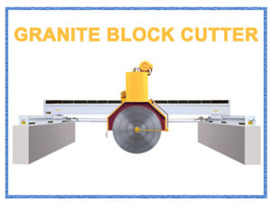 10 Blades Stone Bridge Cutting/Sawing Machine for Granite Blocks pictures & photos