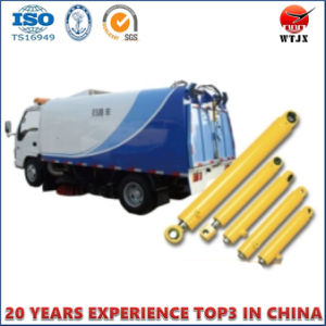 Hydraulic Cylinder for Compression Garbage Truck pictures & photos