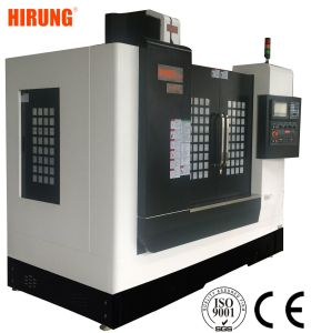 China 4h 5h CNC Machining Center (Vertical CNC Milling Machine pictures & photos