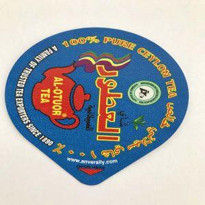 99mm Diameter Heat Seal Aluminum Foil Lid pictures & photos
