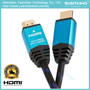 3k/4k High Speed HDMI to HDMI Cable 2.0 Version pictures & photos
