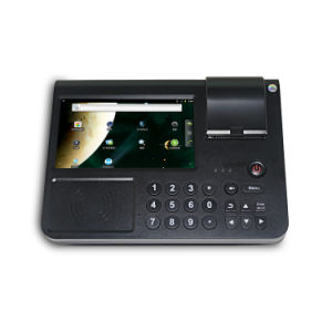 7 Inch Touch Screen Android POS Billing Machine with Printer pictures & photos