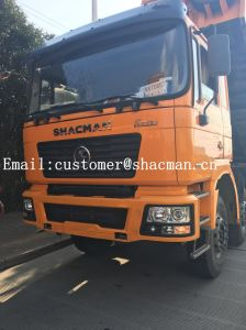 Shacman F2000 8X4 Dump Truck Cummins Engine 345HP pictures & photos