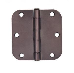 Five Knuckle Radius Corners Removable Pin Butt Hinge Door Hinge pictures & photos