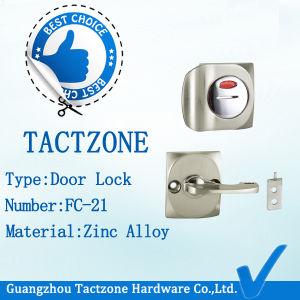 Elegant Design Bathroom Cubicles Partition Accessories Zinc Alloy Door Lock pictures & photos