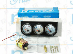 """2"""" 52mm 40-120 Automotive Water Temperature Gauge of White Light pictures & photos"""
