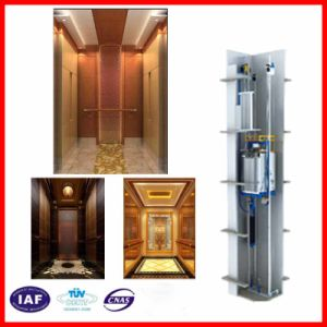 Passenger Elevator Mrl Vvvf Gearless Machine Roomless stainless pictures & photos