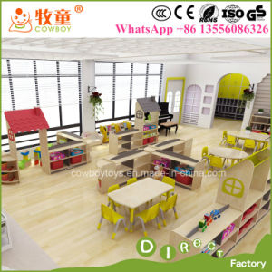 Kids Furniture Kindergarten School Furniture Sets for Nursery pictures & photos