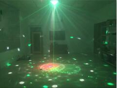 Mini LED Mushroom Laser Light pictures & photos
