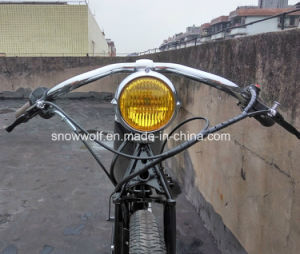 6.5L Tank 2017 New Cool Motor Bicycle Gas Motor Bike (MB-16) pictures & photos