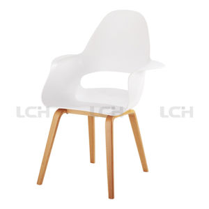 High Quality PP Plastic Chair Living Room Leisure Chair pictures & photos
